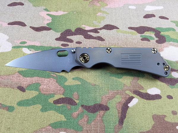 Duane Dwyer Custom American Flag Perfect Pike SnG - Free Shipping