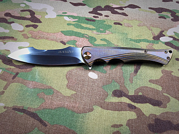 Neil Blackwood one off Henchman v2.0 flipper - Free Shipping