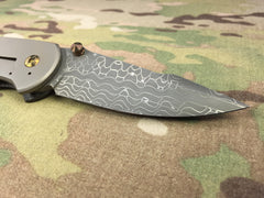 Steven Kelly LSCF and Damascus Synergy - Free Shipping