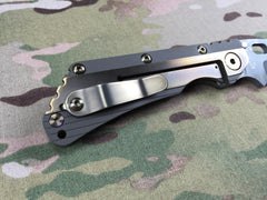 Duane Dwyer SMF Tanto Damascus - Free Shipping