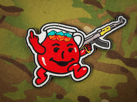 Kool Aid Chopper Patch - Free Shipping