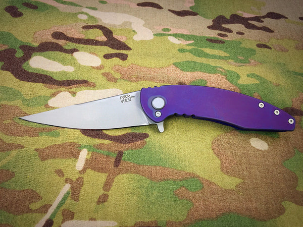 Fodale Knives Purple Orion - Free Shipping