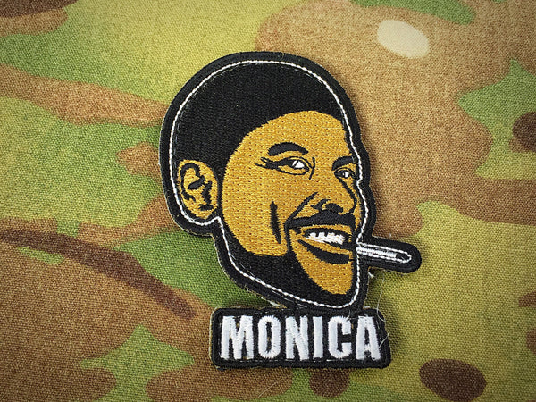 Monica Patch - Free Shipping