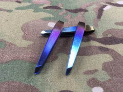 Jeff Halo Titanium Tweezers - Free Shipping