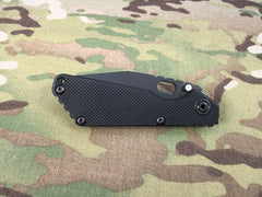 Strider Blacked out Cerakote SnG Tanto - Free Shipping