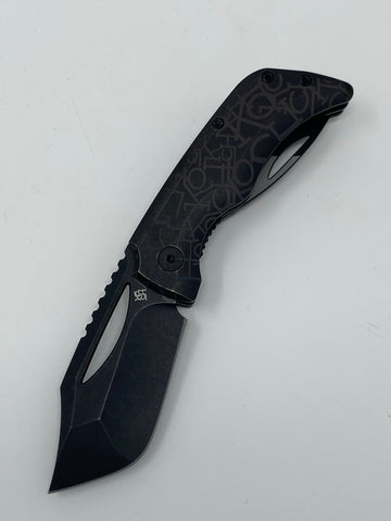 Koch Tools EXCLUSIVE KTC-2 - Blackwashed Ti S35VN