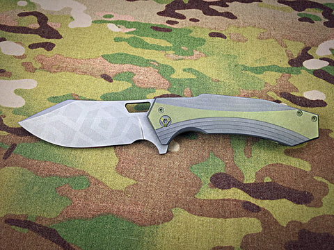 Ferrum Forge Interceptor - Free Shipping