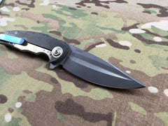 Liong Mah & Ferrum Forge Marble Carbon Fiber Vantage - Free Shipping