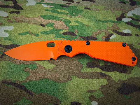 Strider Orange Cerakote PD1 SnG - Free Shipping