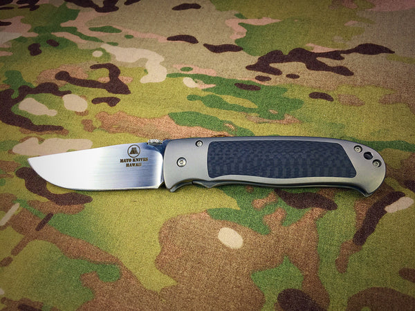 Tom Mayo TMX with Carbon Fiber Inlay - Free Shipping