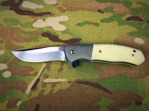D.B. Fraley Westinghouse Micarta Torrent - Free Shipping