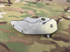 Red Horse Knives Full Titanium War Pig - Free Shipping