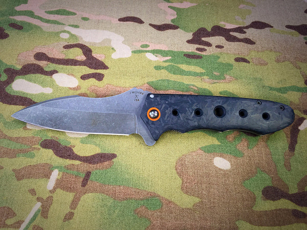McNees Carbon Fiber Skybolt - Free Shipping