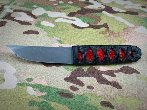 Daniel Fairly Tsuka Maki over Red Stingray Kwaiken - Free Shipping