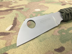 Kingdom Armory One Off Warncliff S30V Fixed Blade - Free Shipping