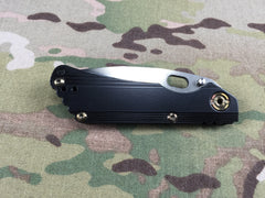 Duane Dwyer Black Powder Coated Tanto SnG - Free Shipping