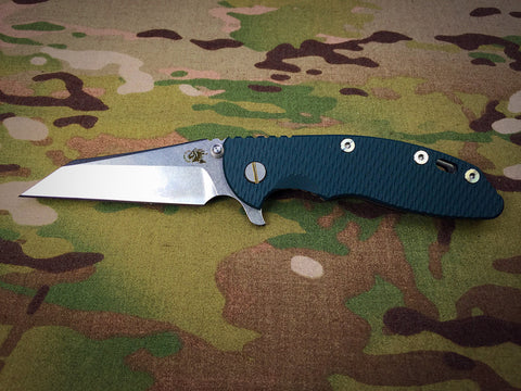 "Rick Hinderer 3.5"" XM-18 Wharncliffe Flipper - Free Shipping"