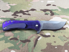 Doc Shiffer Empire Outfitters Exclusive Purple FG Recon