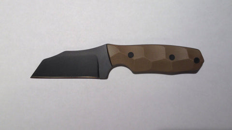 Alfa Knife AK-5 Battlefield Box Cutter with Kydex - Free Shipping