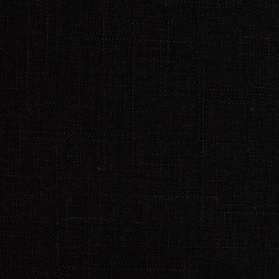 Covington Jefferson 93 Black Linen Fabric - Fabric Headquarters