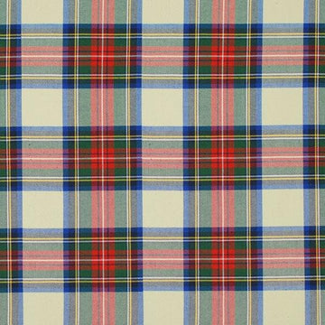 Covington Stewart Dress Multi Plaid Tartan Farbic - Fabric Headquarters