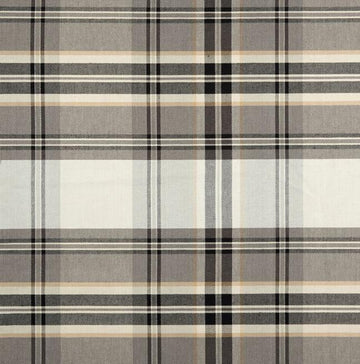 P/Kaufmann Kendal Peppercorn Plaid Fabric - Fabric Headquarters