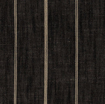 Richloom Fritz Peppercorn Woven Stripe Fabric - Fabric Headquarters
