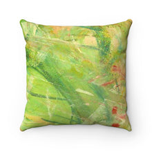 Load image into Gallery viewer, dk SOUNDBLAST! Faux Suede Square Pillow