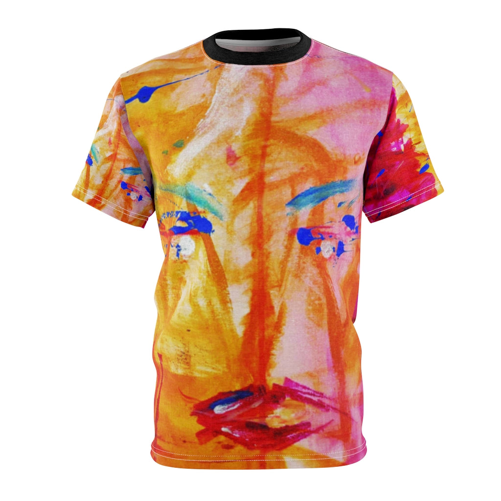 dk Abstraction Introspection Unisex Tee
