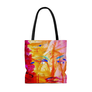 dk Abstraction Introspection Tote Bag