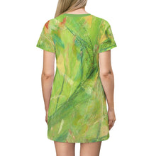 Load image into Gallery viewer, dk SOUNDBLAST! All Over Print T-Shirt Dress