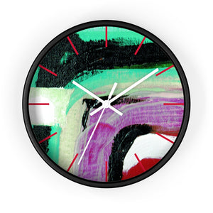 URBAN GARDEN Wall clock
