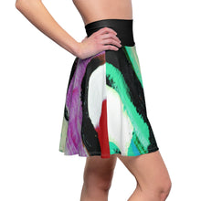 Load image into Gallery viewer, URBAN GARDEN Skater Skirt