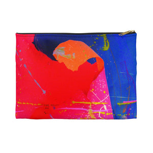 dk Vertical Pool: The Queen City at Sunset Accessory Pouch