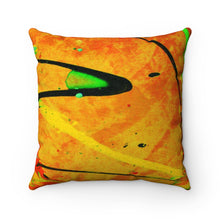 Load image into Gallery viewer, DKNG Faux Suede Square Pillow 2