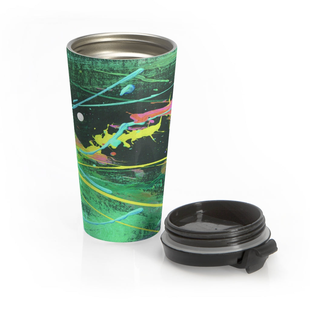 DKNG Stainless Steel Travel Mug 1