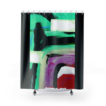 Load image into Gallery viewer, URBAN GARDEN Shower Curtain