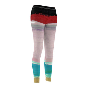 SEASIDE Cut & Sew Casual Leggings