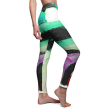 Load image into Gallery viewer, URBAN GARDEN Cut & Sew Casual Leggings