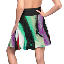 Load image into Gallery viewer, URBAN GARDEN Women's Skater Skirt