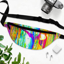 Load image into Gallery viewer, dk SUMMER RAIN Utility Pouch