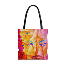 Load image into Gallery viewer, dk Abstraction Introspection Tote Bag