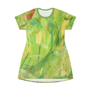 dk SOUNDBLAST! All Over Print T-Shirt Dress