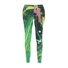 Load image into Gallery viewer, DKNG Cut & Sew Casual Leggings 1