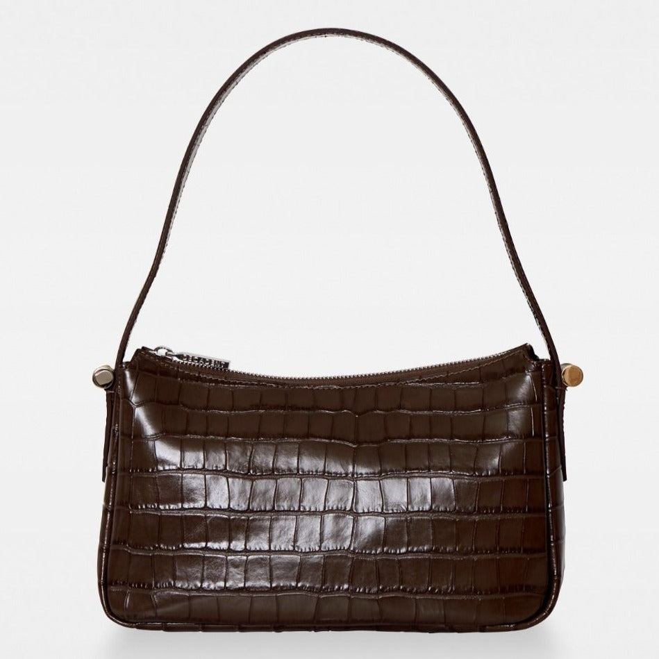 DECADENT CROCO BAG
