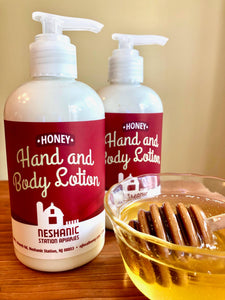 Honey Hand & Body Lotion