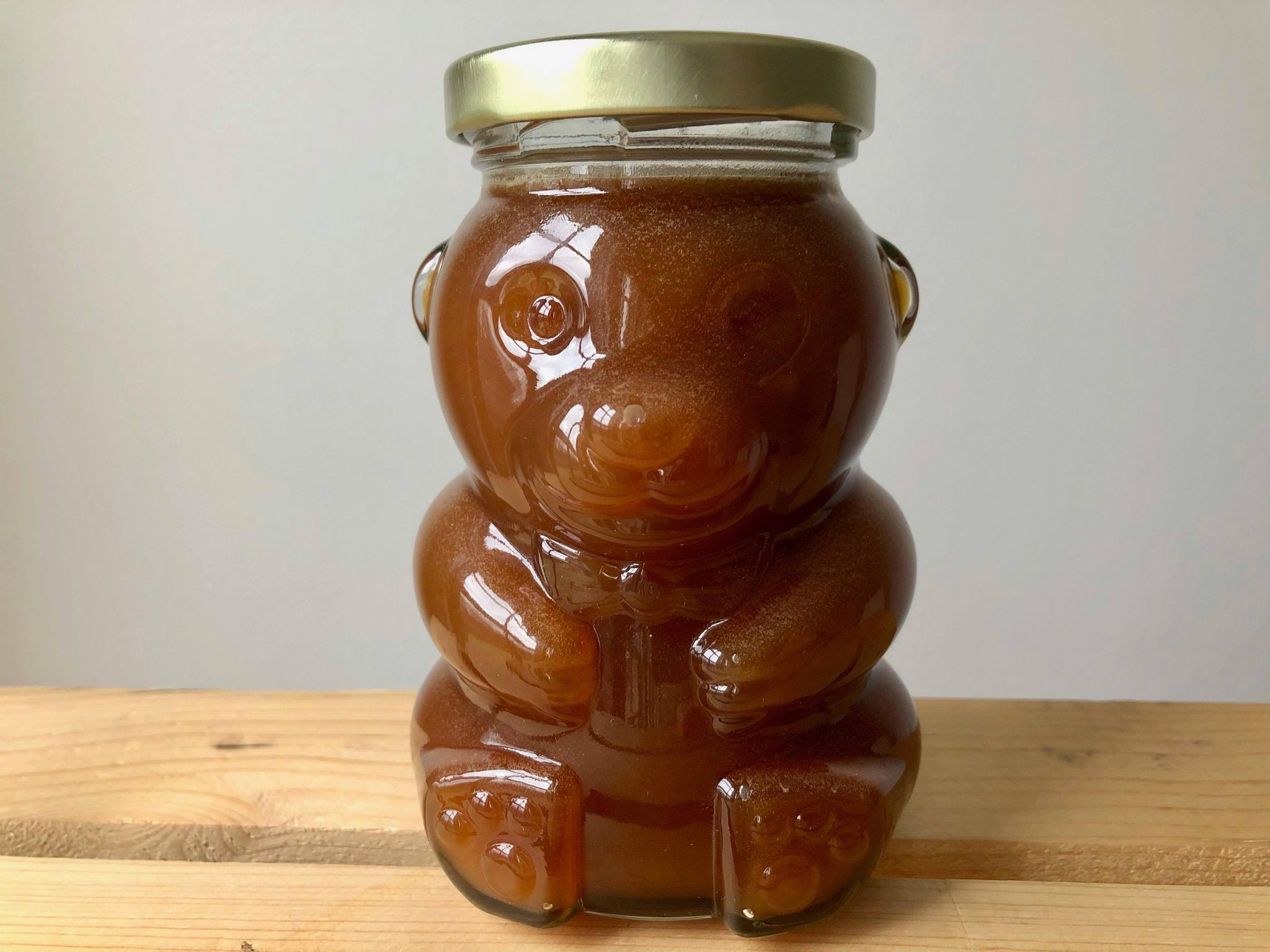 Japanese Knotweed Honey Bear