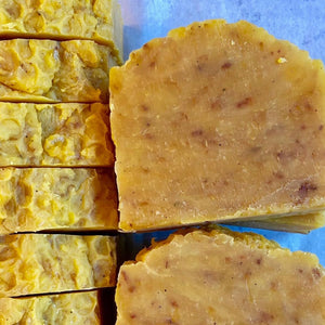 Calendula Lemongrass Soap Bar