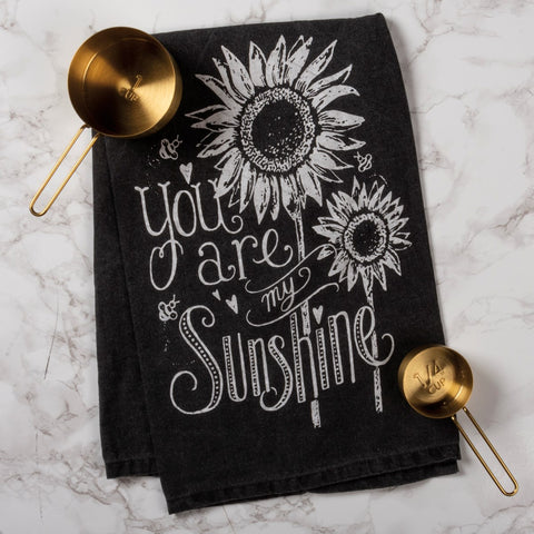 Dish Towel - You Are My Sunshine