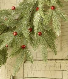 Jingle Pop Pine Wreath | 24""